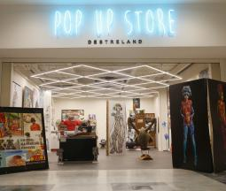 Pop Up Store Destreland